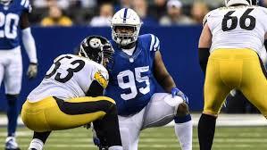 Colts Releasing Defensive Lineman Johnathan Hankins