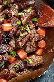 braised beef filipino chinese style