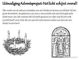 Adventsproject Het Licht Schijnt Overal Prinsenbeeknieuws
