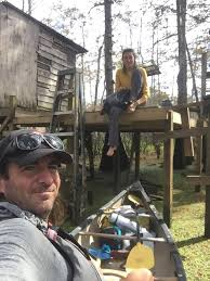 When two river rats try to meet up this... - Adventure Aaron ...