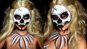 witch doctor halloween makeup face