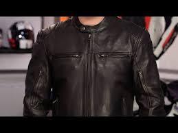 jacket review at revzilla com
