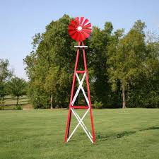 decorative windmill garden décor items