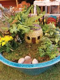 top 5 trends in miniature gardening
