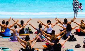 yoga festivals to attend in 2018