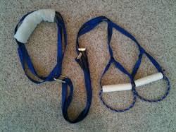 diy suspension trainer martial ropes