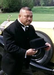 Oddjob - James Bond Characters