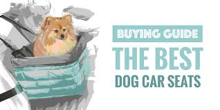 ing guide for dog booster seats