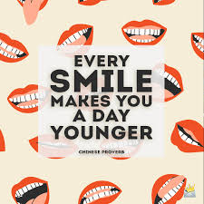 smile quotes a result or a source of joy