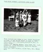 Clay Bank Women's Institute | Arnprior & McNab/Braeside Archives