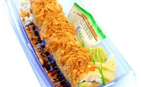 crunchy roll sp afc sushi