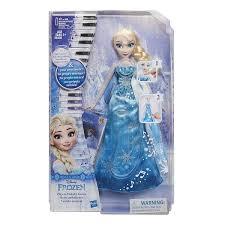 Búp Bê Elsa Và Bộ Váy Diệu Kì Disney Princess C0455