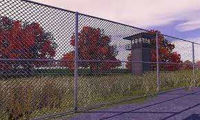 Gelinabuilds Dixon Chain Link Fences I Searched All Over For Chain Link Fences For My The Walking Dead Prison Chain Link Fence Miniature Projects Double Gate