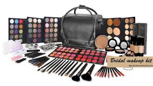 bridal makeup kit me kya kya hona