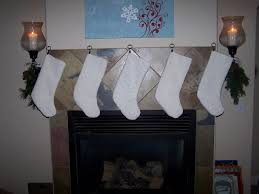 Beyond The Picket Fence The Stockings Were Hung By The Chimney With