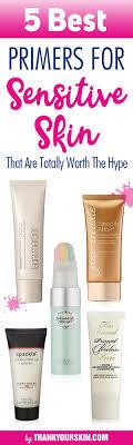 best primer for sensitive skin june