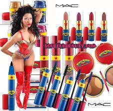 m a c cosmetics larger than life