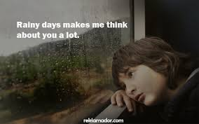 rainy day quotes and sayings english collections com