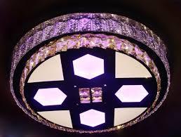 design chandelier with remote sensor