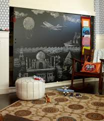 Decorating Kid S Rooms With Chalkboard Paint