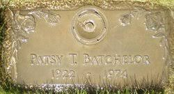 Patsy Twila Clark Batchelor (1922-1974) - Find A Grave Memorial