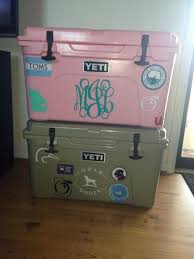 His Hers Coolers Yeticoolerscolors Pink Yeti Pink Yeti Cooler Yeti Cooler Colors