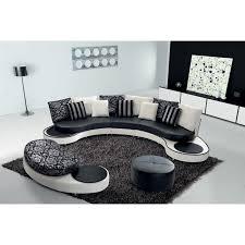 white leather sofa 8023