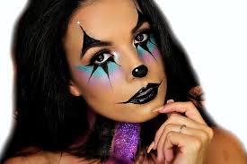 15 y clown makeup