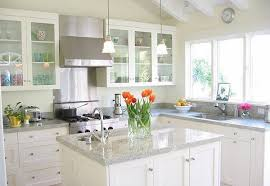 luna pearl granite countertops give
