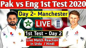 LIVE - Pakistan vs England 1st Test day ...