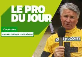 Pierre Levesque | Blog hippique