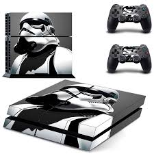 Sell Well Star Wars White Knight Vinyl Game Protective Skin Sticker For Sony Ps4 Playstation 4 2 Controller Skins Ps4 Sticker Stickers For Stickers For Sonystickers Stickers Aliexpress