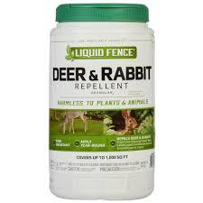 Liquid Fence 2 Lb Granular Ready To Use Deer Rabbit Repellent By Liquid Fence At Fleet Farm