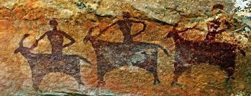 Bhimbetka – Cave Paintings – artutsav