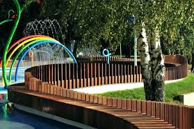 5 Hot Fence Ideas For New Homes In 2020 Water Playground Fence Design Wood Fence Design