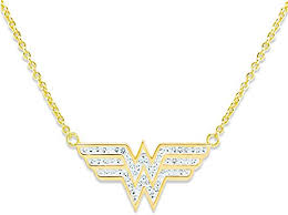dc comics wonder woman jewelry