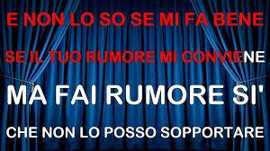 Diodato Fai Rumore TESTO TUTORIAL BY MM SANREMO 2020 (fair use)