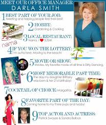 Meet Our Office Manager : Darla Smith