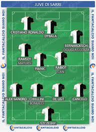 Juventus, ecco l'attacco costruito da Sarri su Cristiano Ronaldo e ...