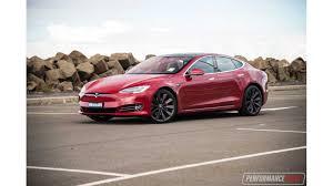 2017 Tesla Model S P100D In Australia ...