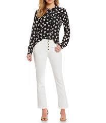 Sanctuary Joni West Woven Printed Shirt#West, #Joni, #Sanctuary | Clothes,  Fashion, Floral blouse
