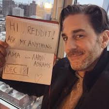 Aaron Abrams (Zeller) is doing an AMA on the 18th at 1:00 EST ...