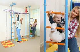 Limikids Indoor Home Gym For Kids