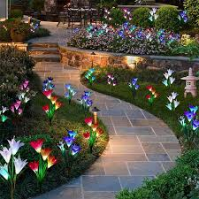 10 flower bed lights we re ing this