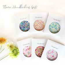 gift just flower handkerchief gift