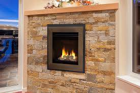 portrait gas fireplace country homes