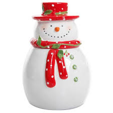 gibson home jolly plenitude snowman