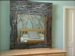 diy mirror frames ideas