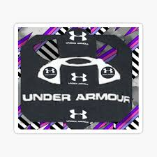 Under Armour Stickers Redbubble