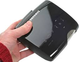 Samsung P400 ultra portable projector ...